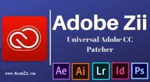 Adobe Zii 6.1.7 CC 2021 Universal Patcher Crack Mac [Latest] Download