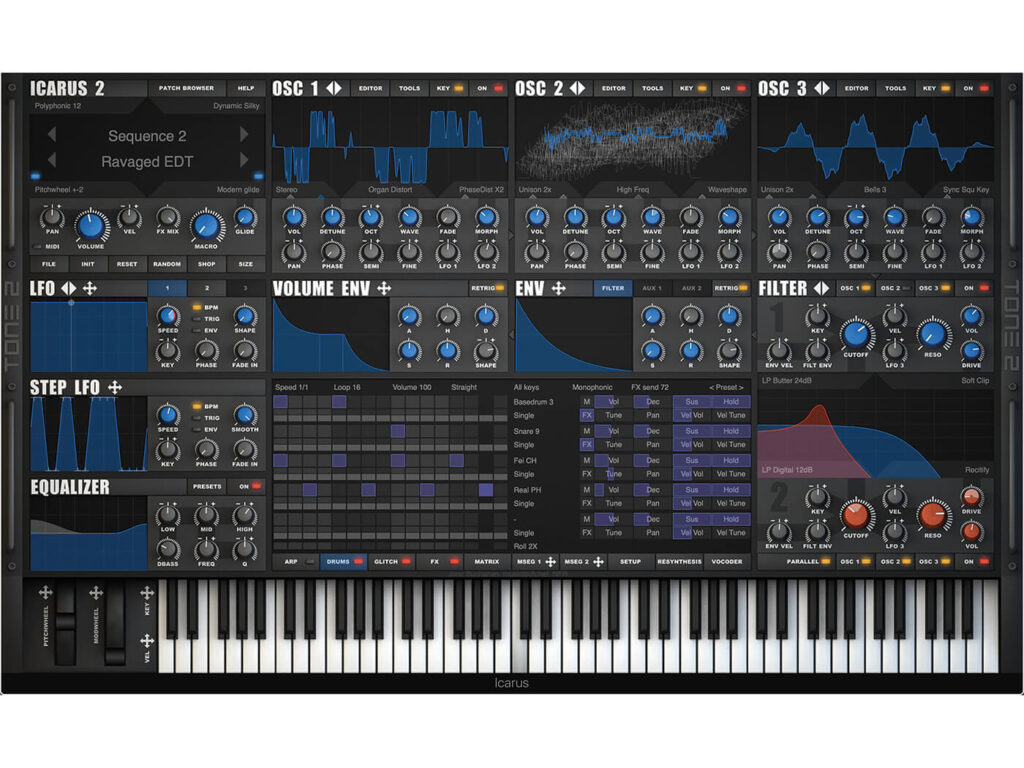 Tone2 Icarus 2 Crack for Windows Version Free Download
