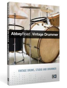 Abbey Road Vintage Drummer (Kontakt) With Crack Full Download