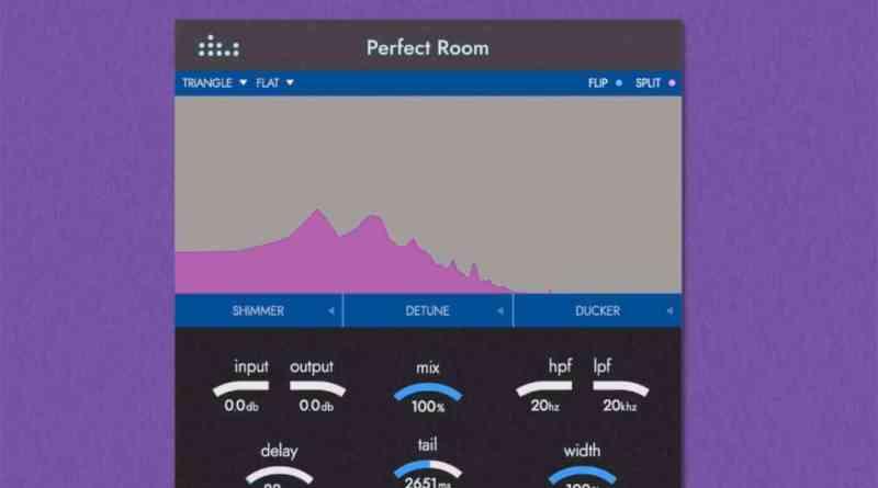 Perfect Room v1.3.1 VST Crack Mac & Win + Plugin Free Download