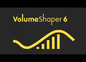 VolumeShaper 6 (Mac) Plus Full Vst Crack [Latest 2021] Download