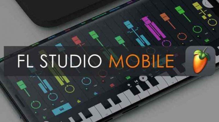 FL Studio Mobile Crack + MOD APK 3.5.3 (Unlocked) 2021 Download