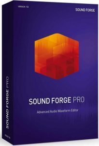 MAGIX SOUND FORGE Pro 15.0.0.64 Crack Incl Serial Number Download