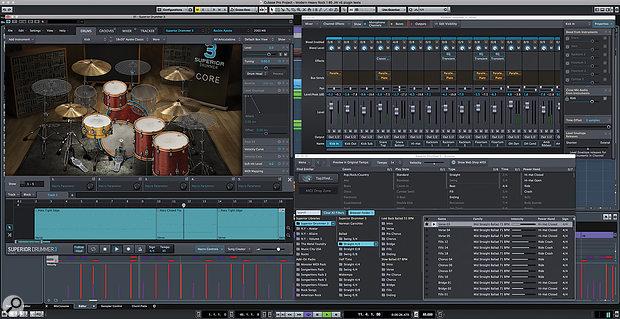 Toontrack Superior Drummer v3.2.5 (Win) + Full Crack Download