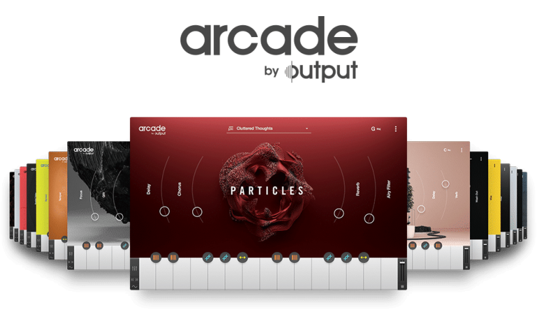 Arcade VST 1.3.6 by Output Free Download + Crack [Mac/Win] Latest