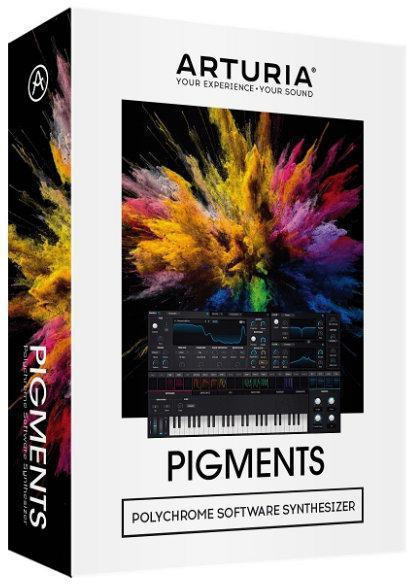 Arturia Pigments VST 2.1.2.3854 Crack Mac & Win Download
