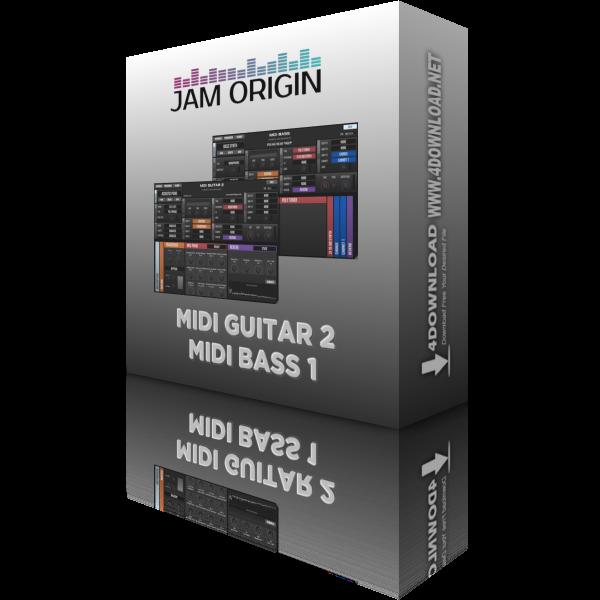 Jam Origin MIDI Guitar 2 Crack v2.2.1 [Latest 2021] Download