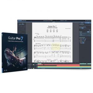 Guitar Pro 7.5.5 (Mac) + Full Crack Full Torrent Free Download