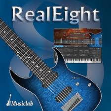 MusicLab RealEight 4.0.5.7471 Crack With Activation Code Latest 2021