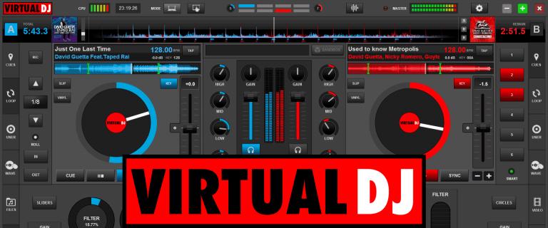 Virtual DJ 2021 Build 6294 Crack Plus Serial Key Full Version Download