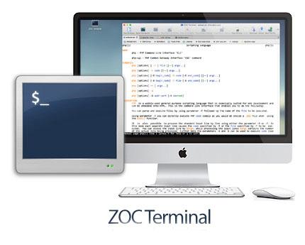 ZOC Terminal 8.02.0 Crack Mac + License Keygen Full 2021 Download