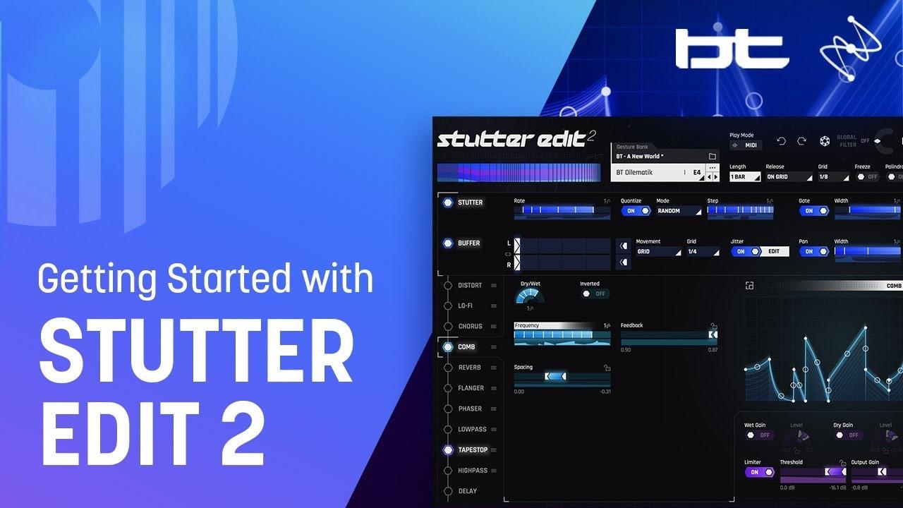 Stutter Edit 2 Crack Windows/Mac Full Version Latest 2021 Download