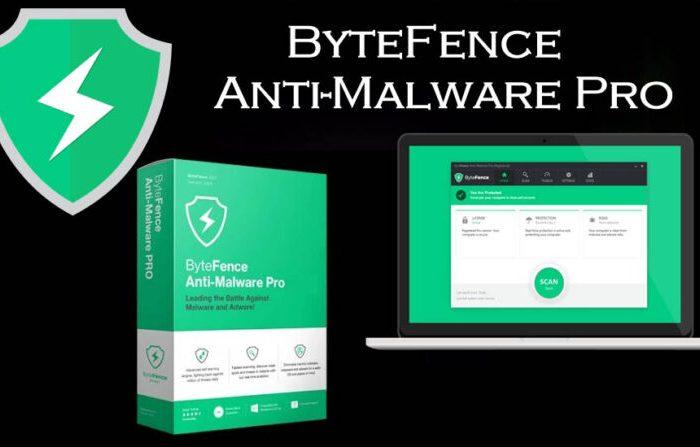 ByteFence Anti-Malware Pro Crack 5.7.0.0+ License Key 2021 Download