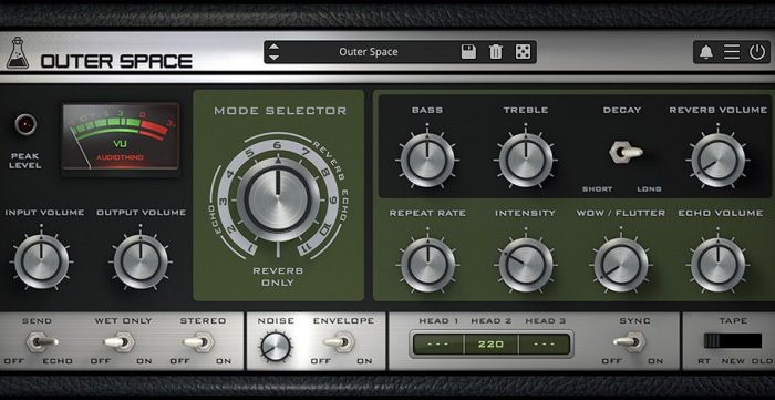 Outer Space Mac Crack v1.2.1 + Cracked Plugin 2021 Free Download