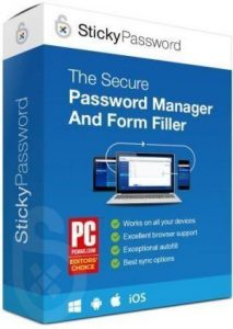 Sticky Password Premium 8.3.1.10 Crack With License Key Download